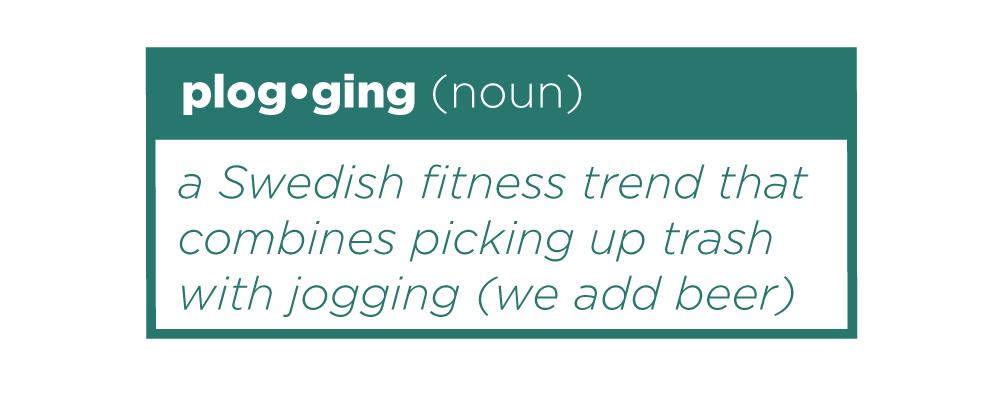 plogging definition