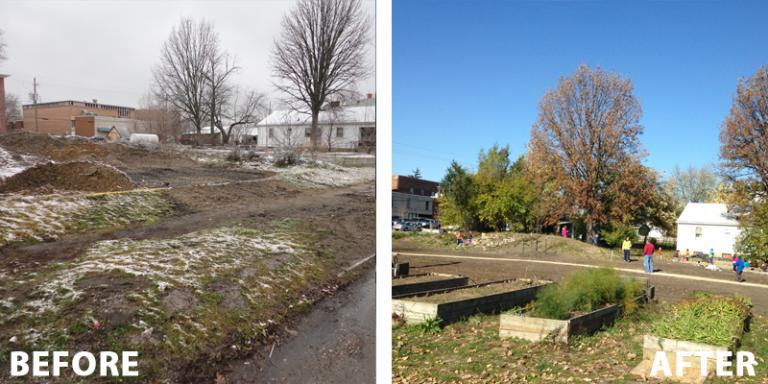 Englewood before and after