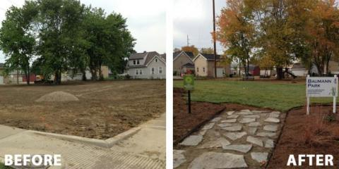 2013 IPL Project GreenSpace: Baumann Park